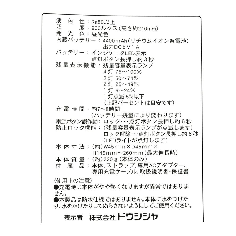 ミニー スタンドライト with D