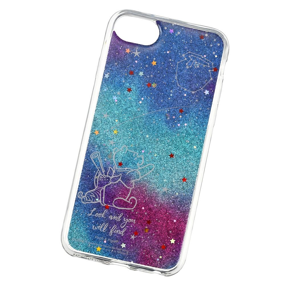 プーさん&ピグレット iPhone 6/6s/7/8/SE(第2世代)用スマホケース・カバー Starry sky