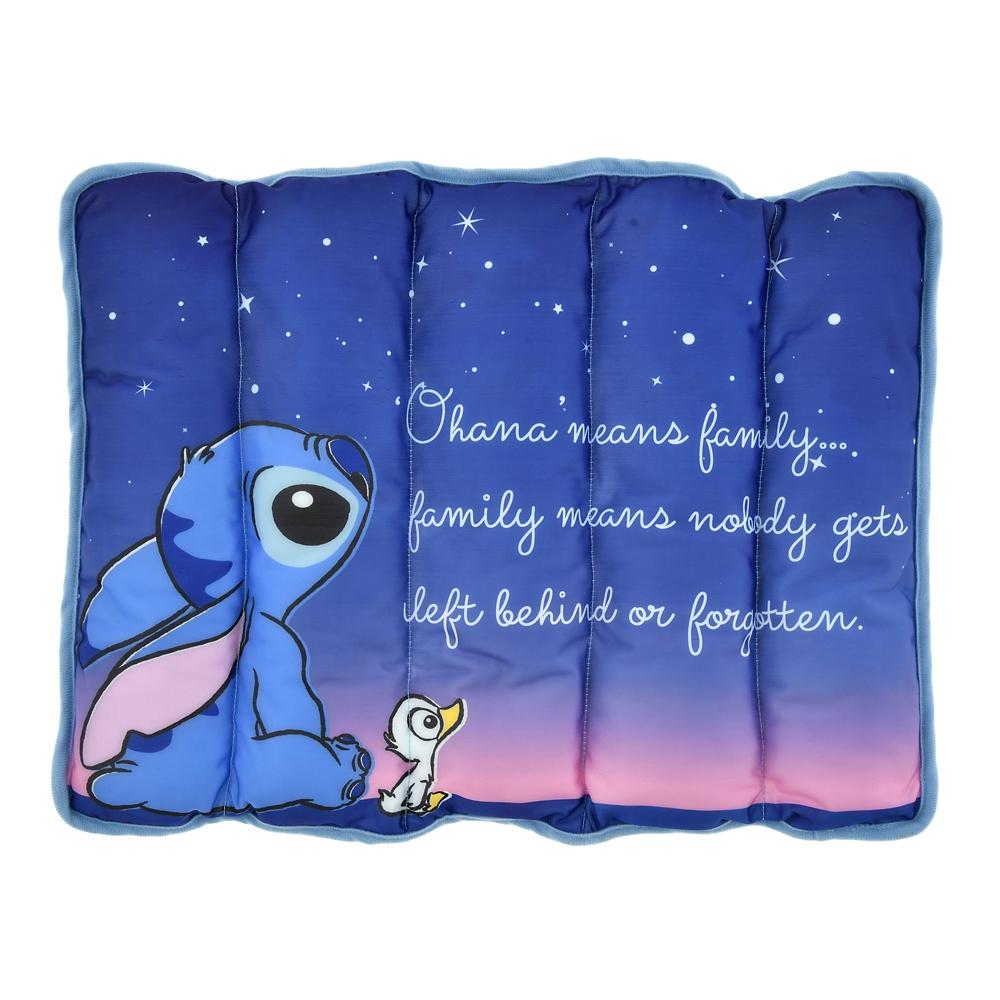 スティッチ 枕パッド Cool Stitch's OHANA