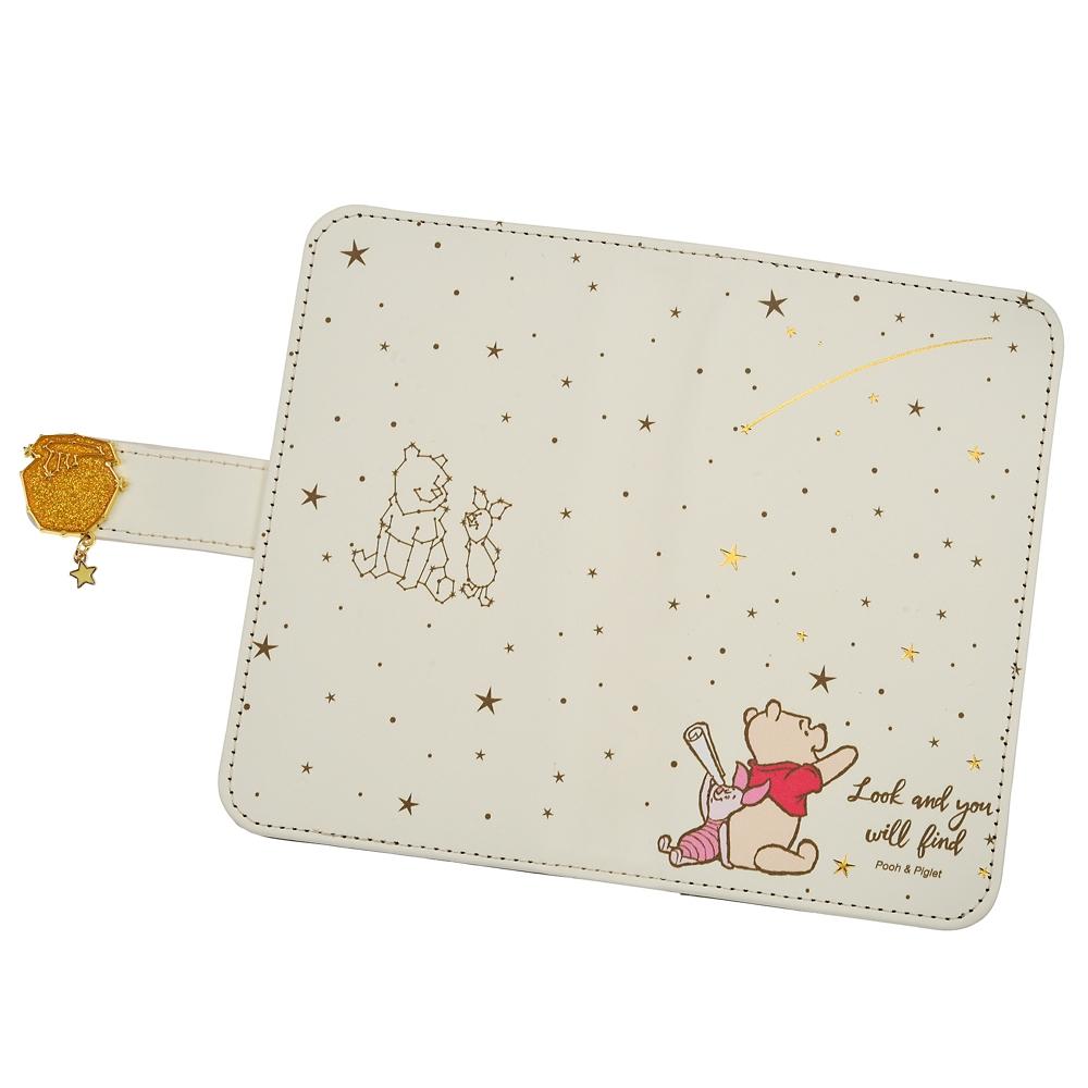 プーさん&ピグレット 多機種対応 スマホケース・カバー Starry sky
