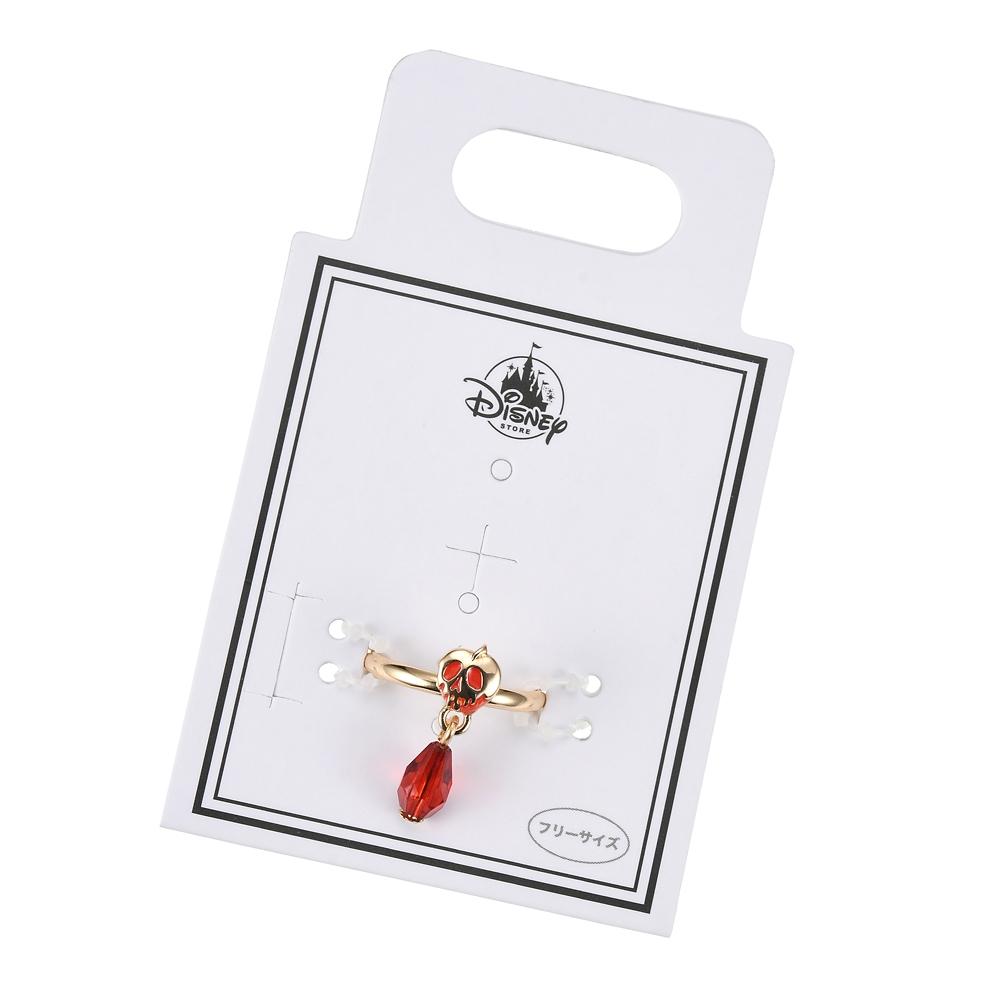 白雪姫 指輪・リング  毒リンゴ