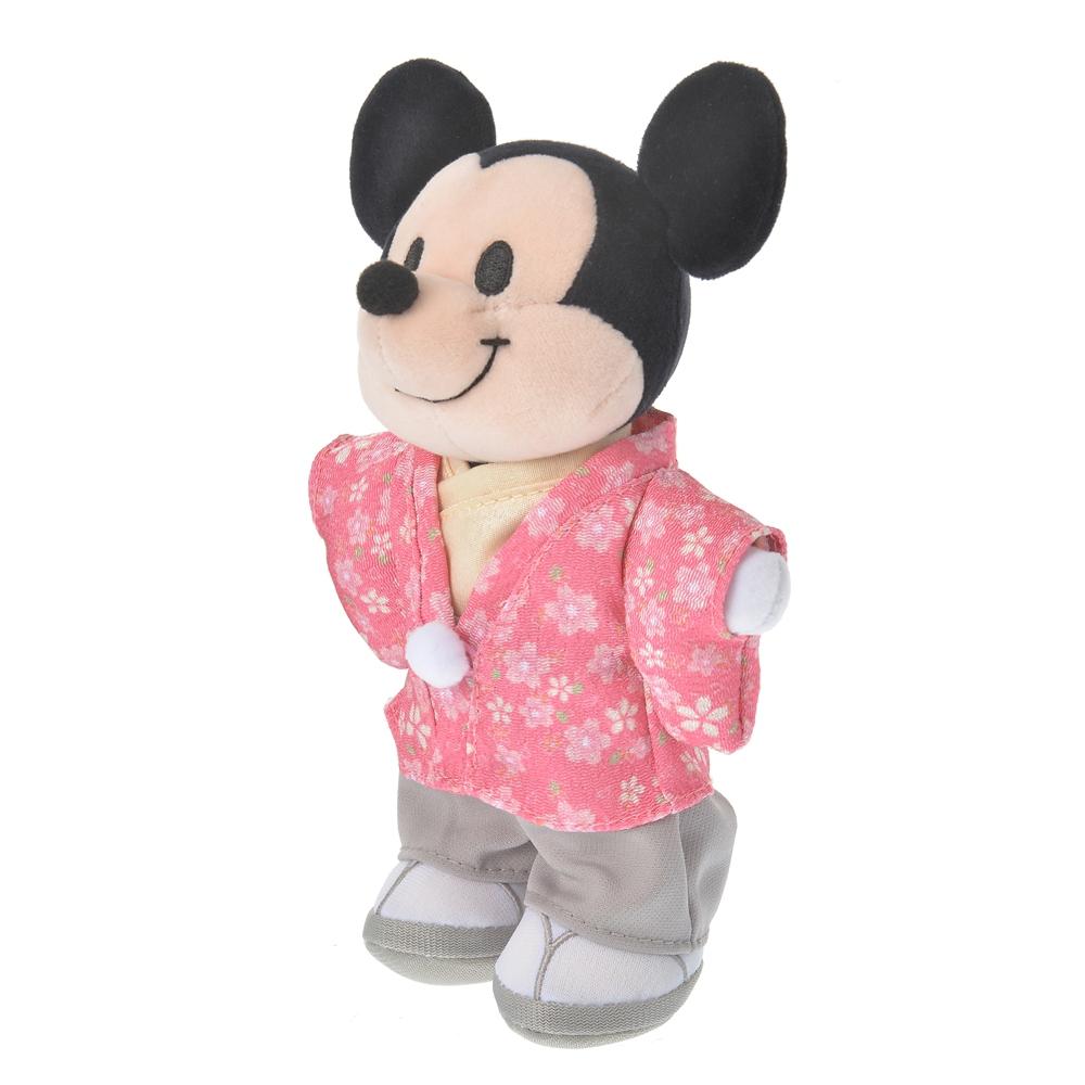 nuiMOs ぬいぐるみ専用コスチューム 着物 桜 ボーイ