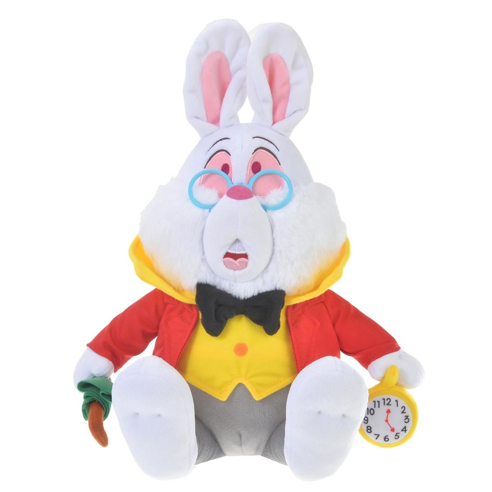 白うさぎ ぬいぐるみ Alice in Wonderland 70