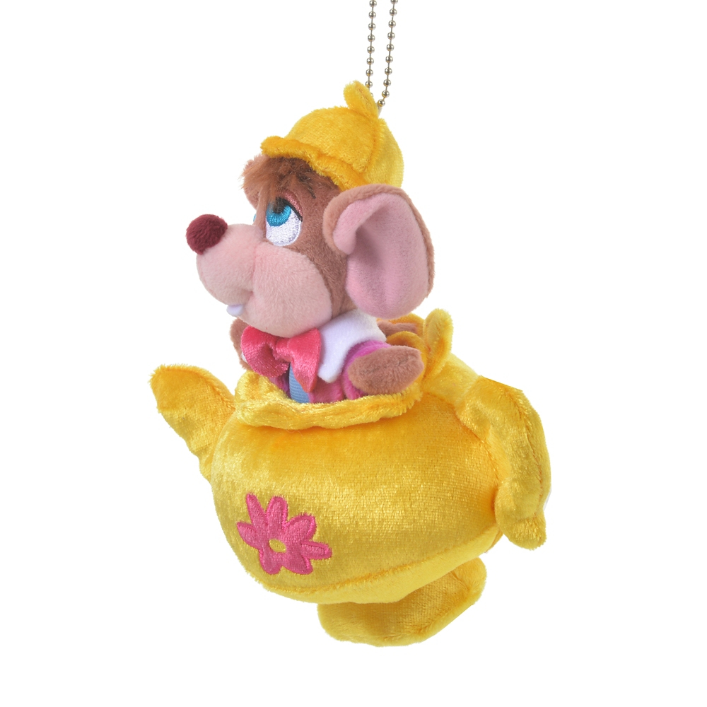 ドーマウス ぬいぐるみキーホルダー・キーチェーン Alice in Wonderland 70