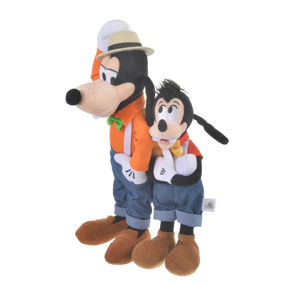 グーフィー&マックス ぬいぐるみ Goofy Style