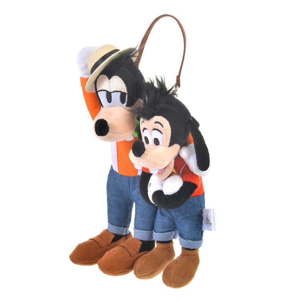 グーフィー&マックス ぬいぐるみキーホルダー・キーチェーン Goofy Style