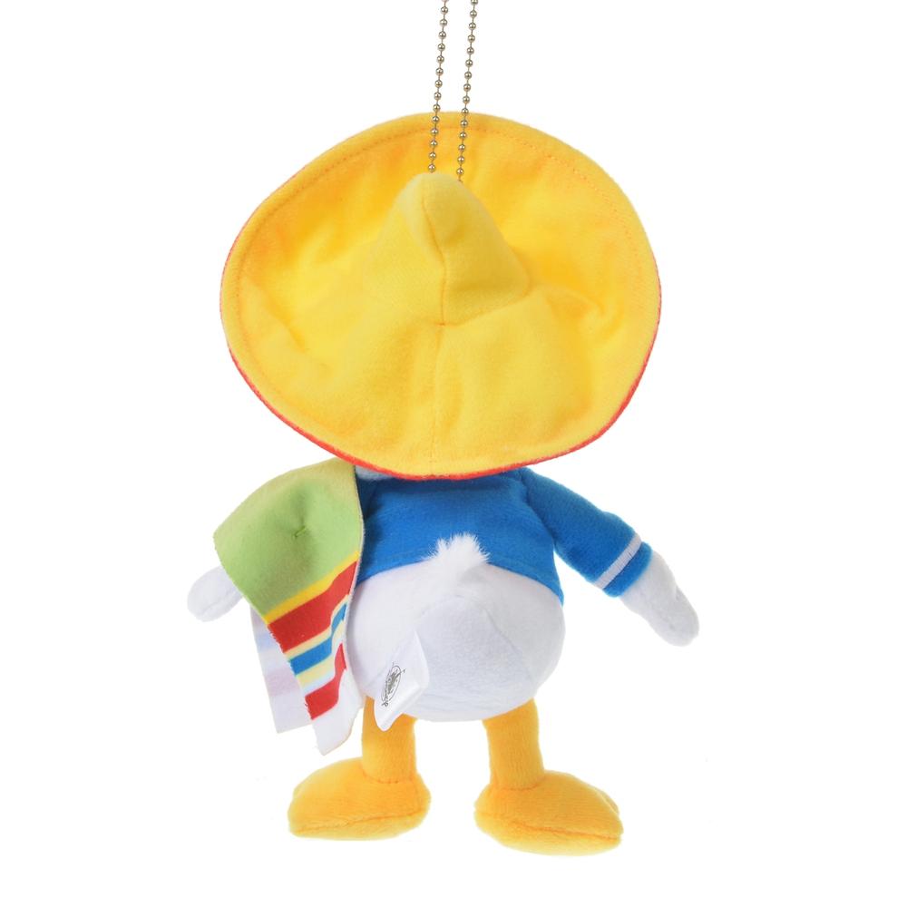 ドナルド ぬいぐるみキーホルダー・キーチェーン Donald Duck Birthday 2021