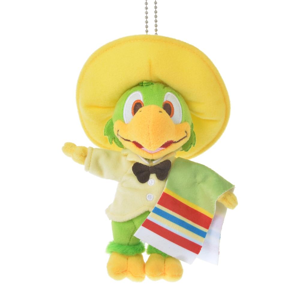 ホセ・キャリオカ ぬいぐるみキーホルダー・キーチェーン Donald Duck Birthday 2021
