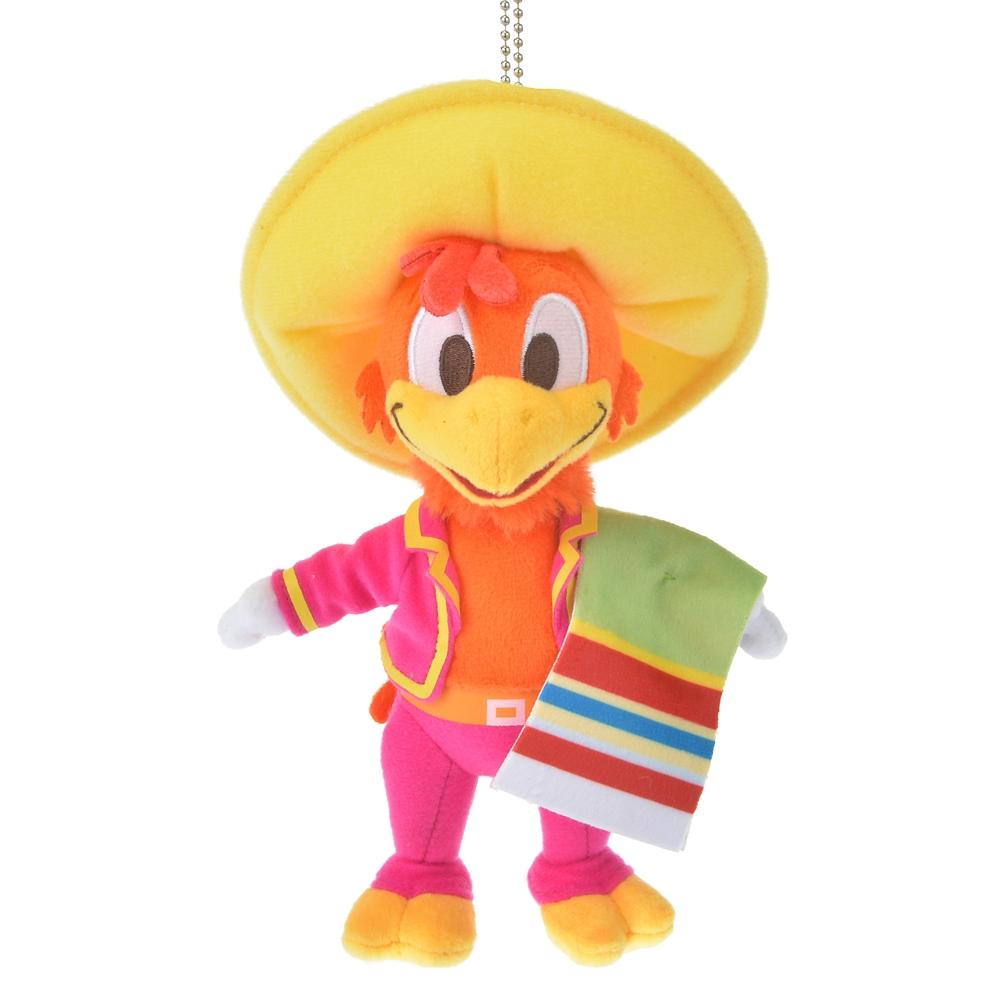 パンチート ぬいぐるみキーホルダー・キーチェーン Donald Duck Birthday 2021