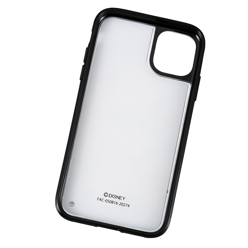 美女と野獣 iPhone 11専用スマホケース・カバー ステンドグラス風