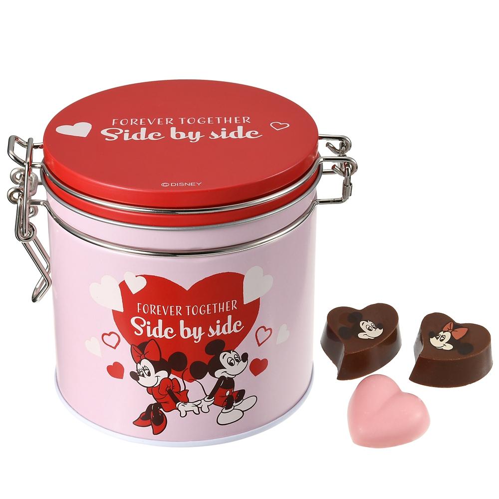 ミッキー&フレンズ チョコレート Valentine Pop
