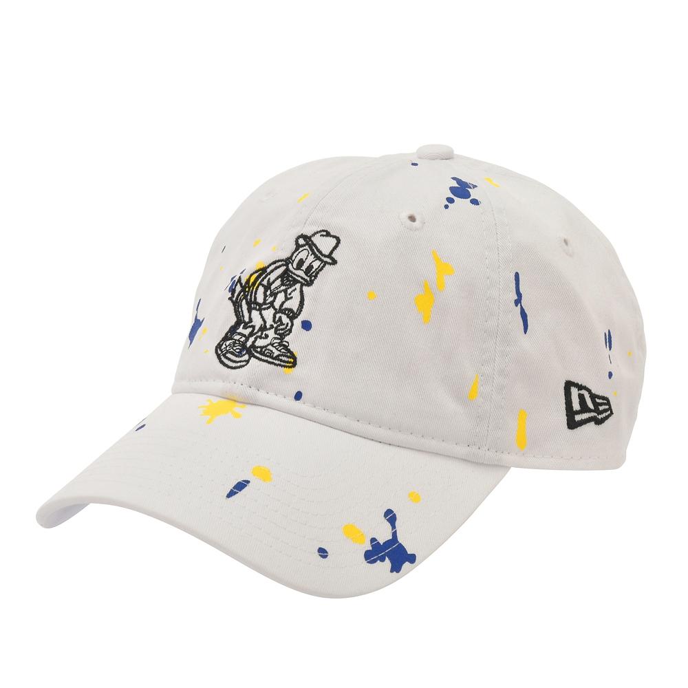 【NEW ERA】ドナルド 帽子・キャップ 9THIRTY Splash