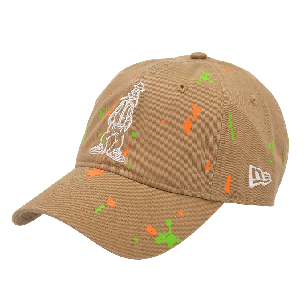 【NEW ERA】グーフィー 帽子・キャップ 9THIRTY Splash