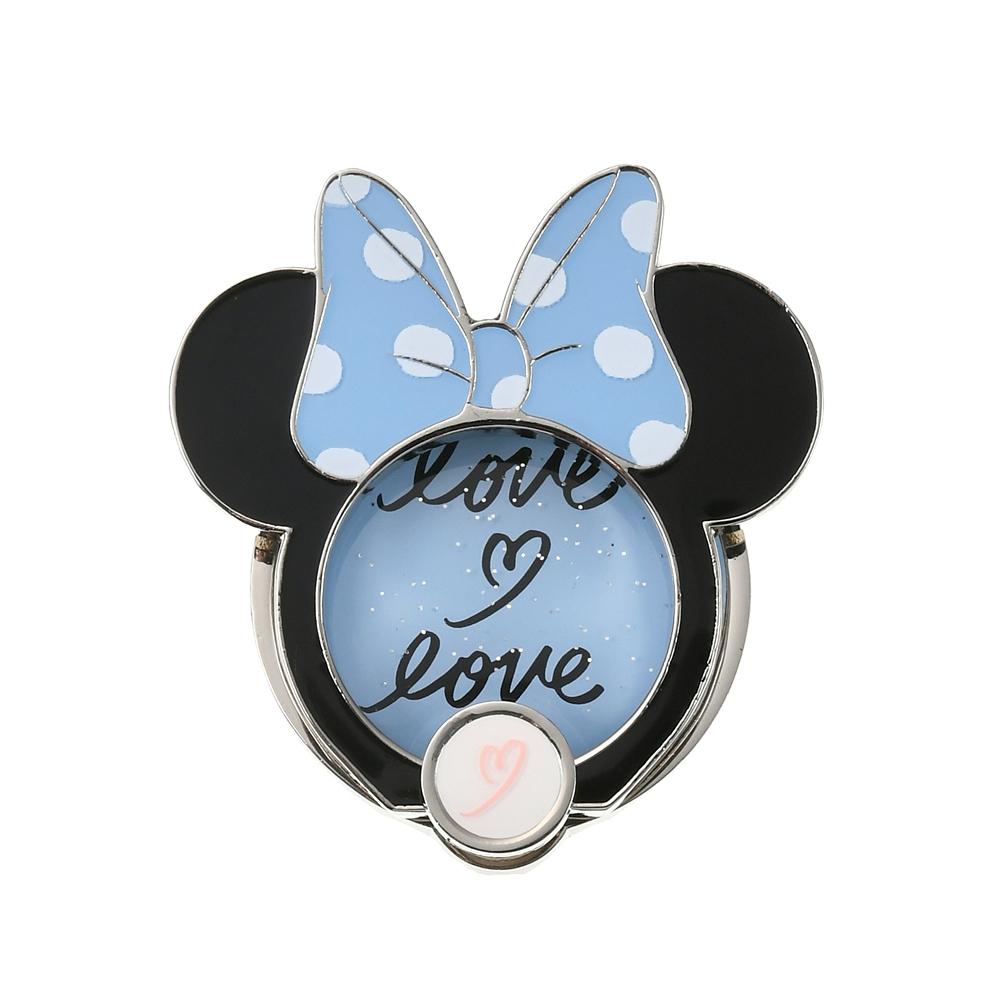ミニー スマートフォンリング Disney ARTIST COLLECTION by Kelly Park