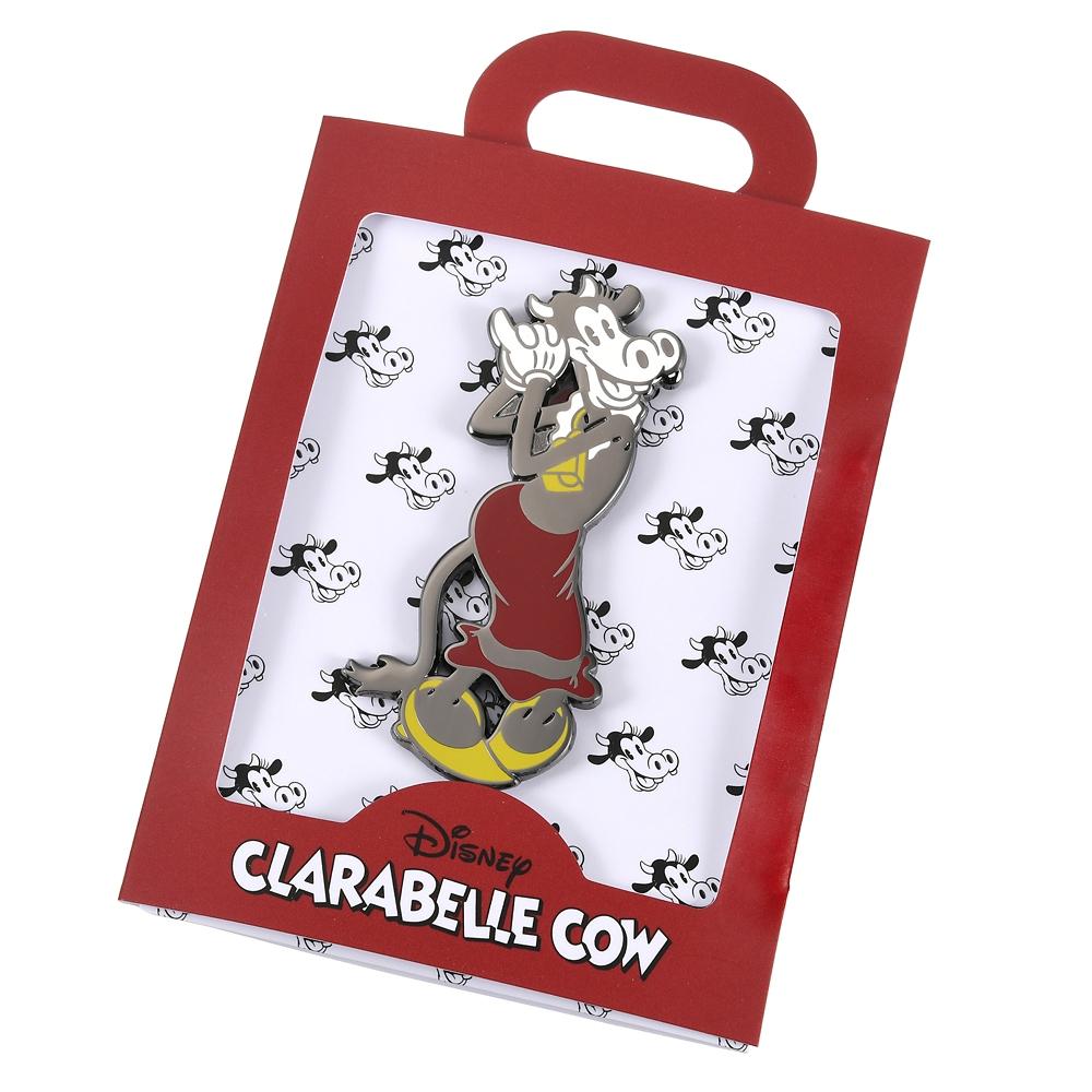 クララベル・カウ ピンバッジ Clarabelle
