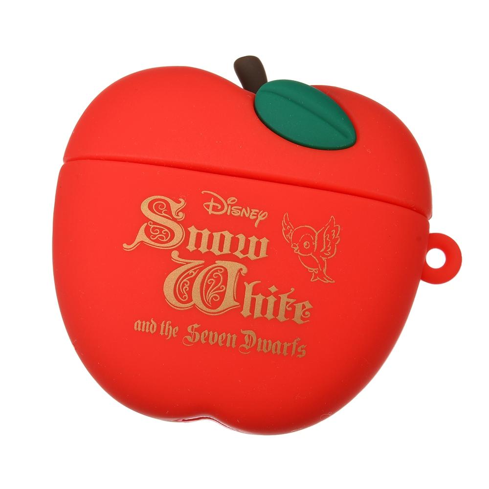 白雪姫 AirPods用ケース リンゴ