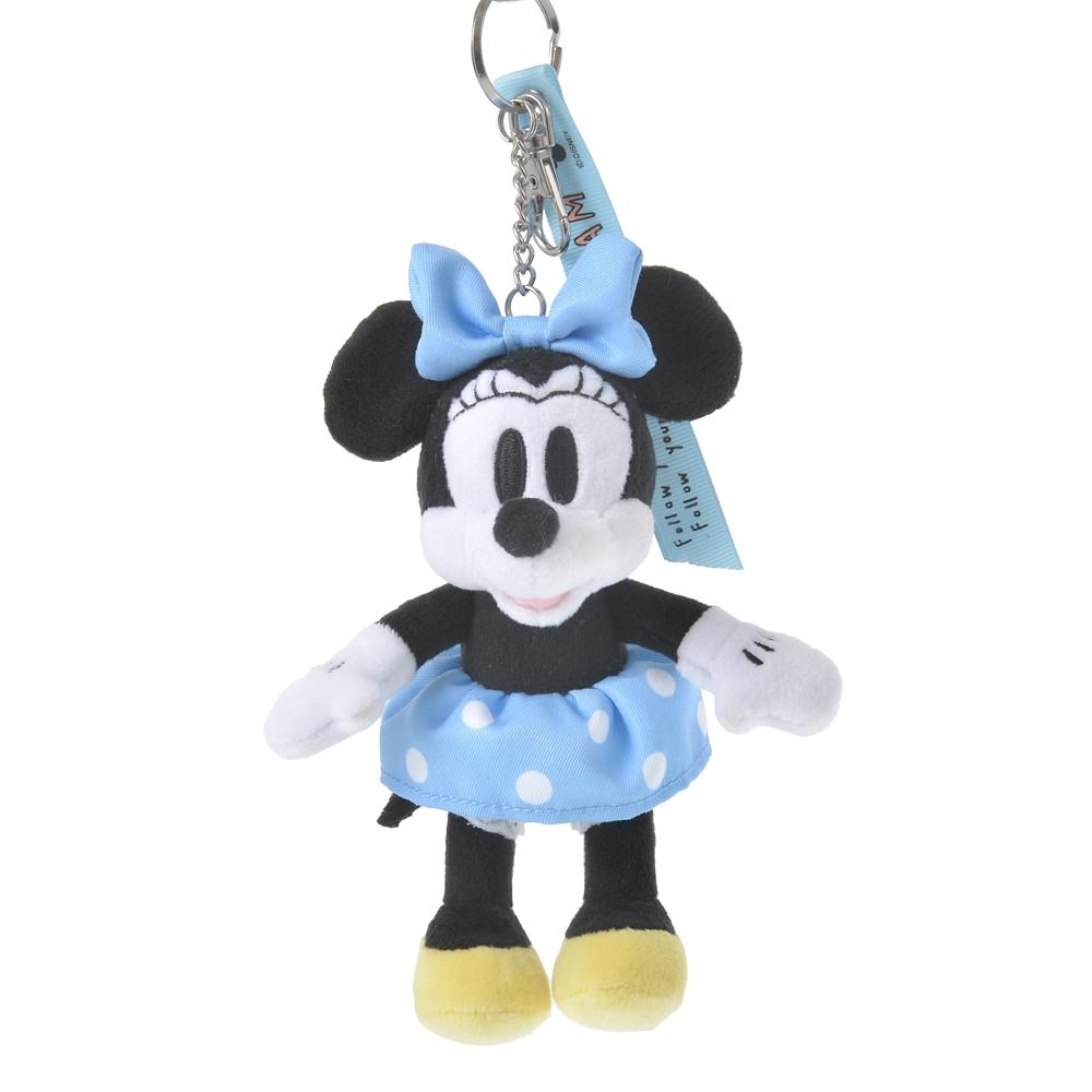 ミニー ぬいぐるみキーホルダー・キーチェーン Disney ARTIST COLLECTION by Kelly Park