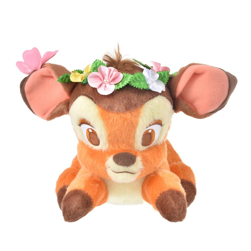 バンビ ぬいぐるみ Flower Garden