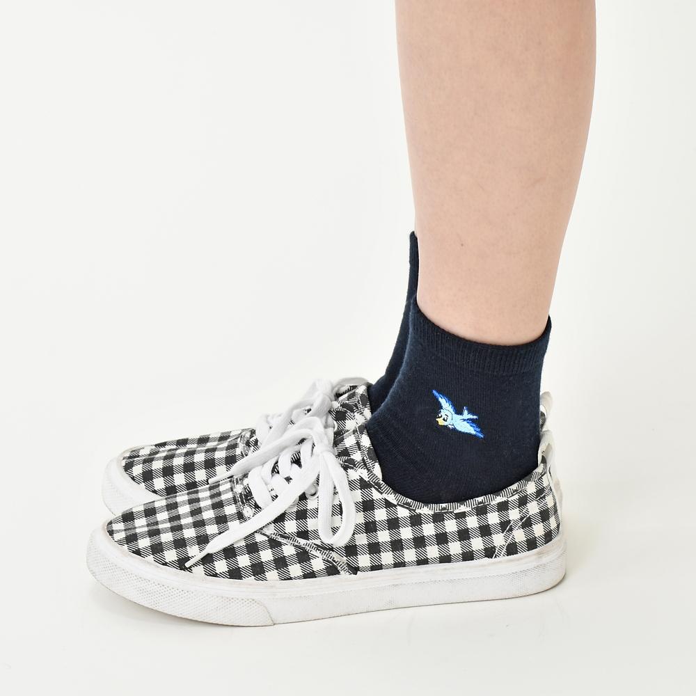 シンデレラ 靴下 青い鳥
