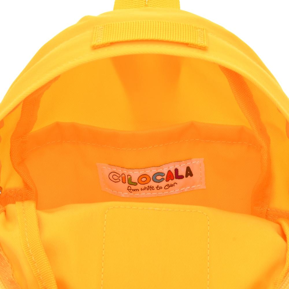 【送料無料】【CILOCALA】プルート リュックサック・バックパック(XS) イエロー Color Your Day