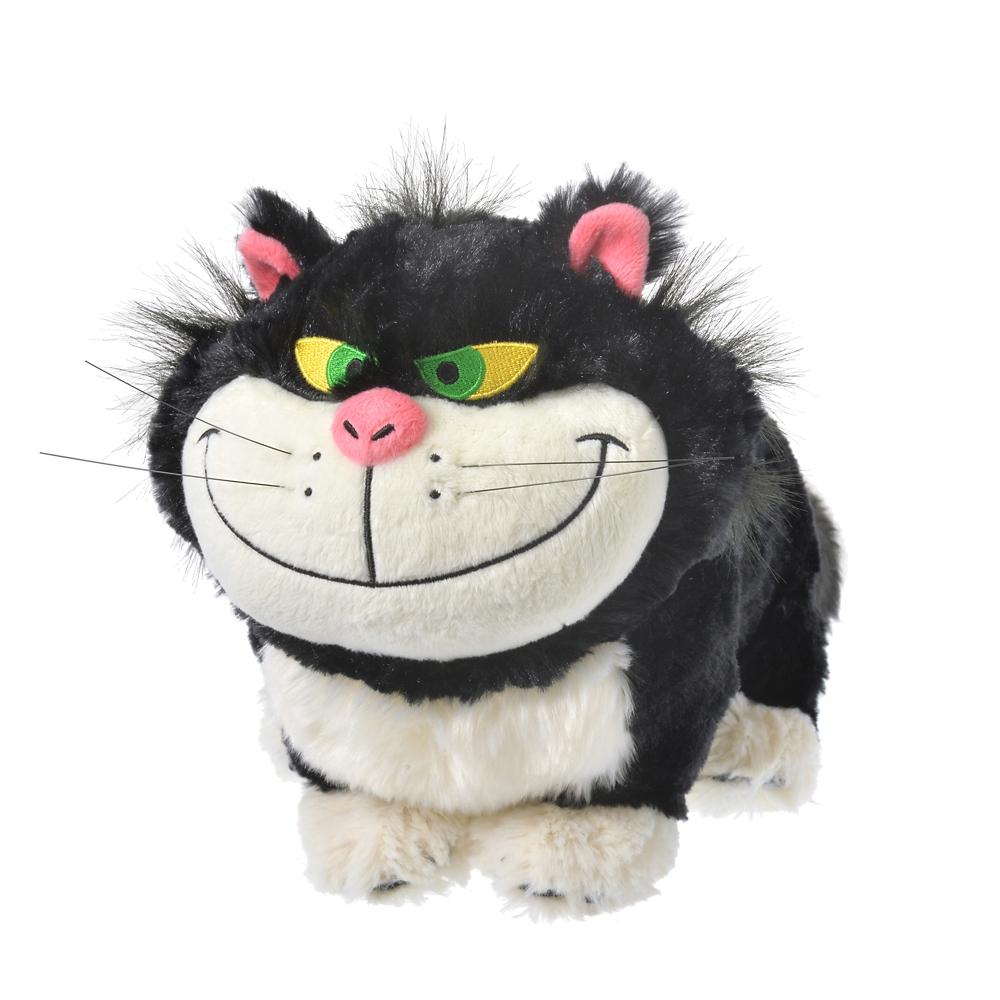【送料無料】ルシファー ぬいぐるみ I Love MY Disney CAT