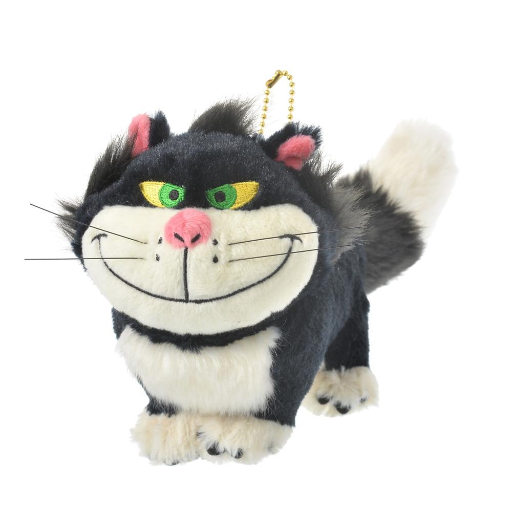 ルシファー ぬいぐるみキーホルダー・キーチェーン I Love MY Disney CAT