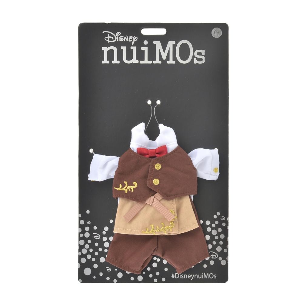 nuiMOs ぬいぐるみ専用コスチューム ウェイター風コーデセット