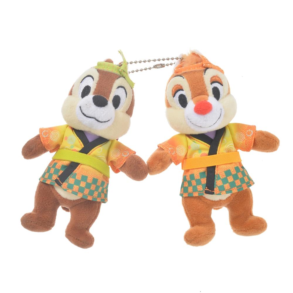 チップ&デール ぬいぐるみキーホルダー・キーチェーン Japan Culture