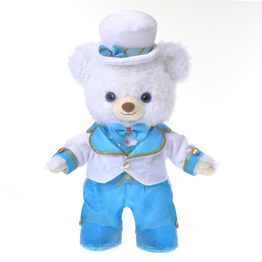 ユニベアシティ ぬいぐるみ専用コスチューム(M) タキシード ブルー UniBEARsity 10th ANNIVERSARY