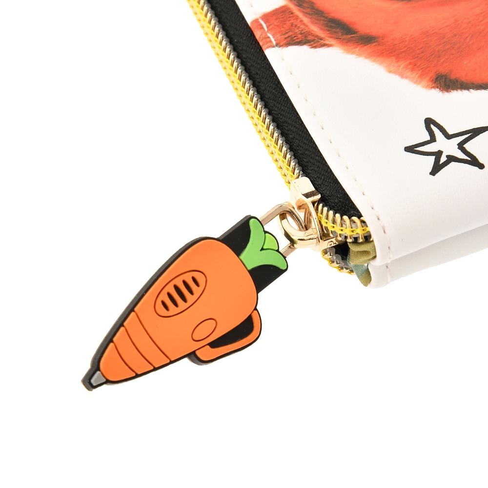 ジュディ・ホップス&ニック・ワイルド ポーチ フラット ディズニー映画『ズートピア』
