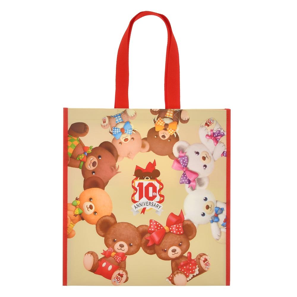 ユニベアシティ ショッピングバッグ・エコバッグ UniBEARsity 10th Anniversary