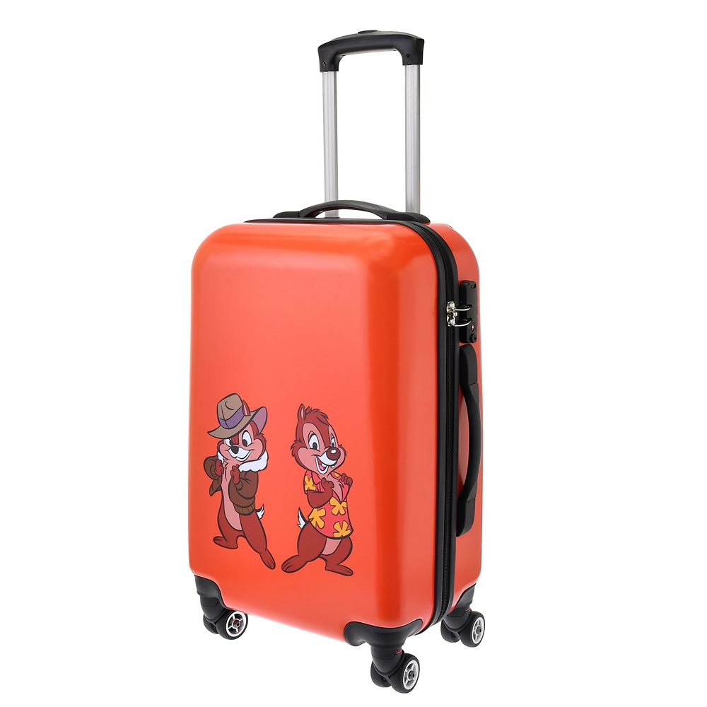 チップ&デール スーツケース(M) チップとデールの大作戦 レスキュー・レンジャーズ photogenic