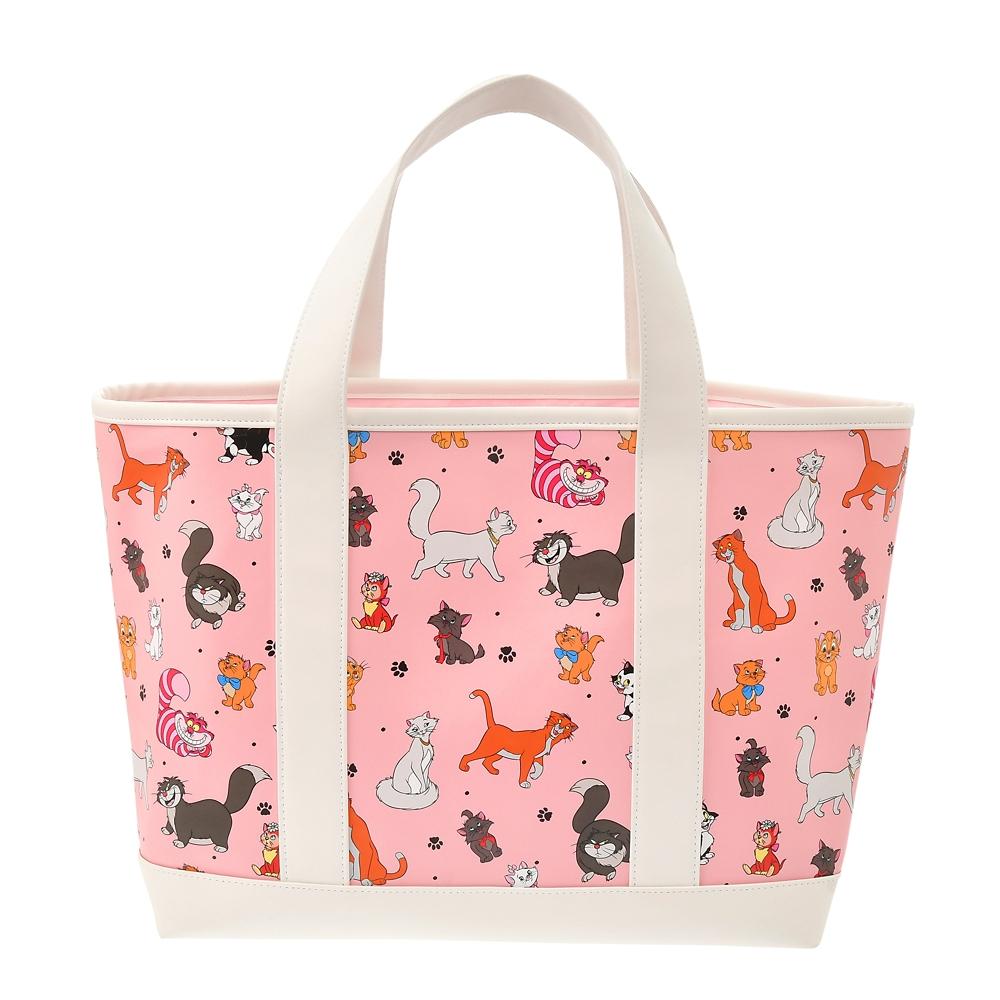 【送料無料】ディズニーキャラクター トートバッグ I Love MY Disney CAT