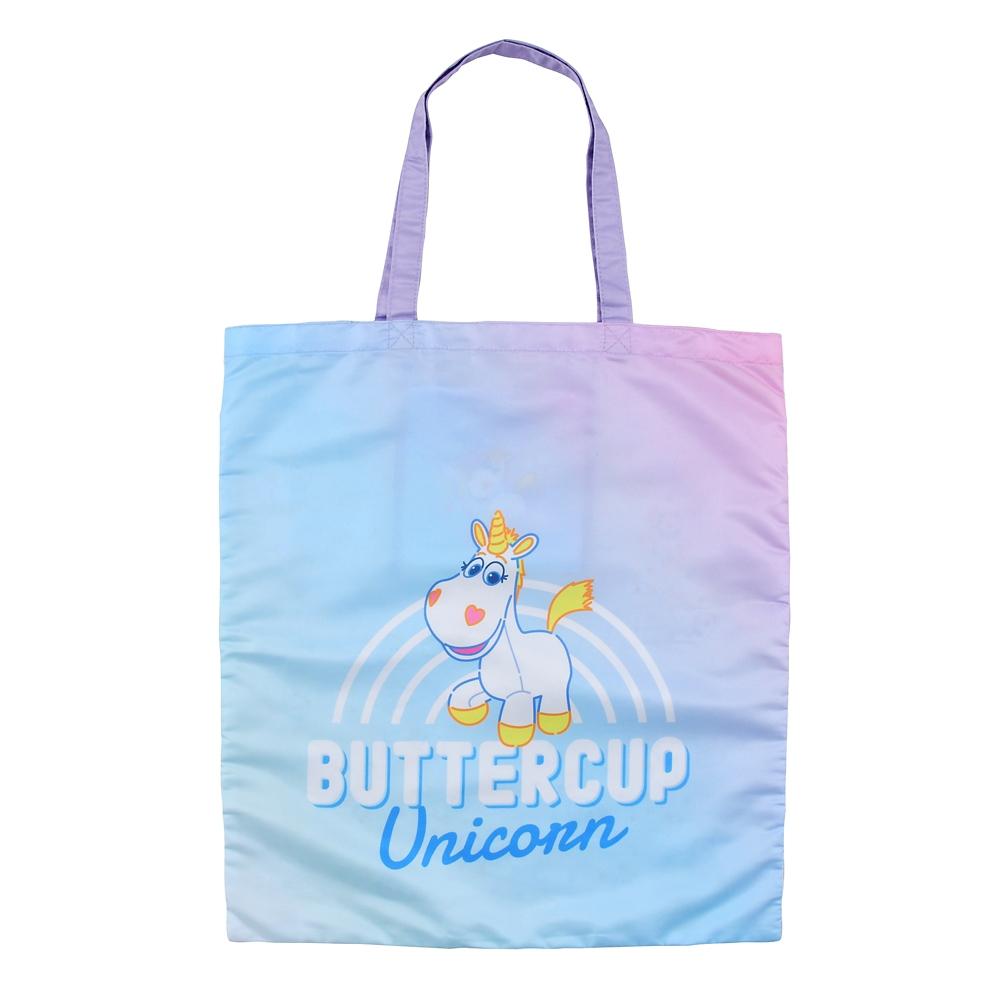 バターカップ ショッピングバッグ・エコバッグ レインボー