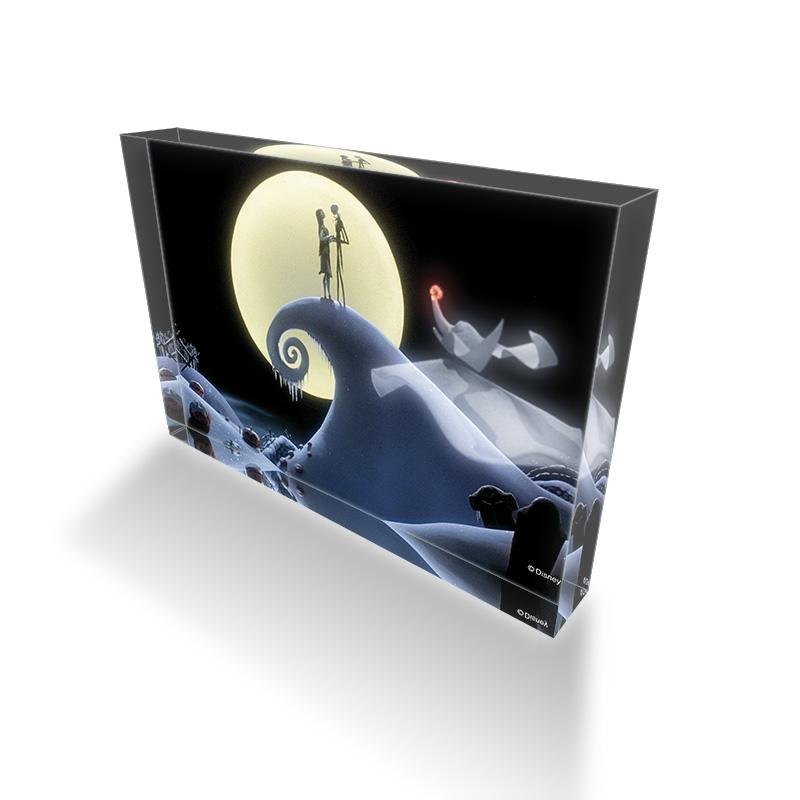 【D-Made】アクリルブロック 映画 『ティム・バートン ナイトメアー・ビフォア・クリスマス』