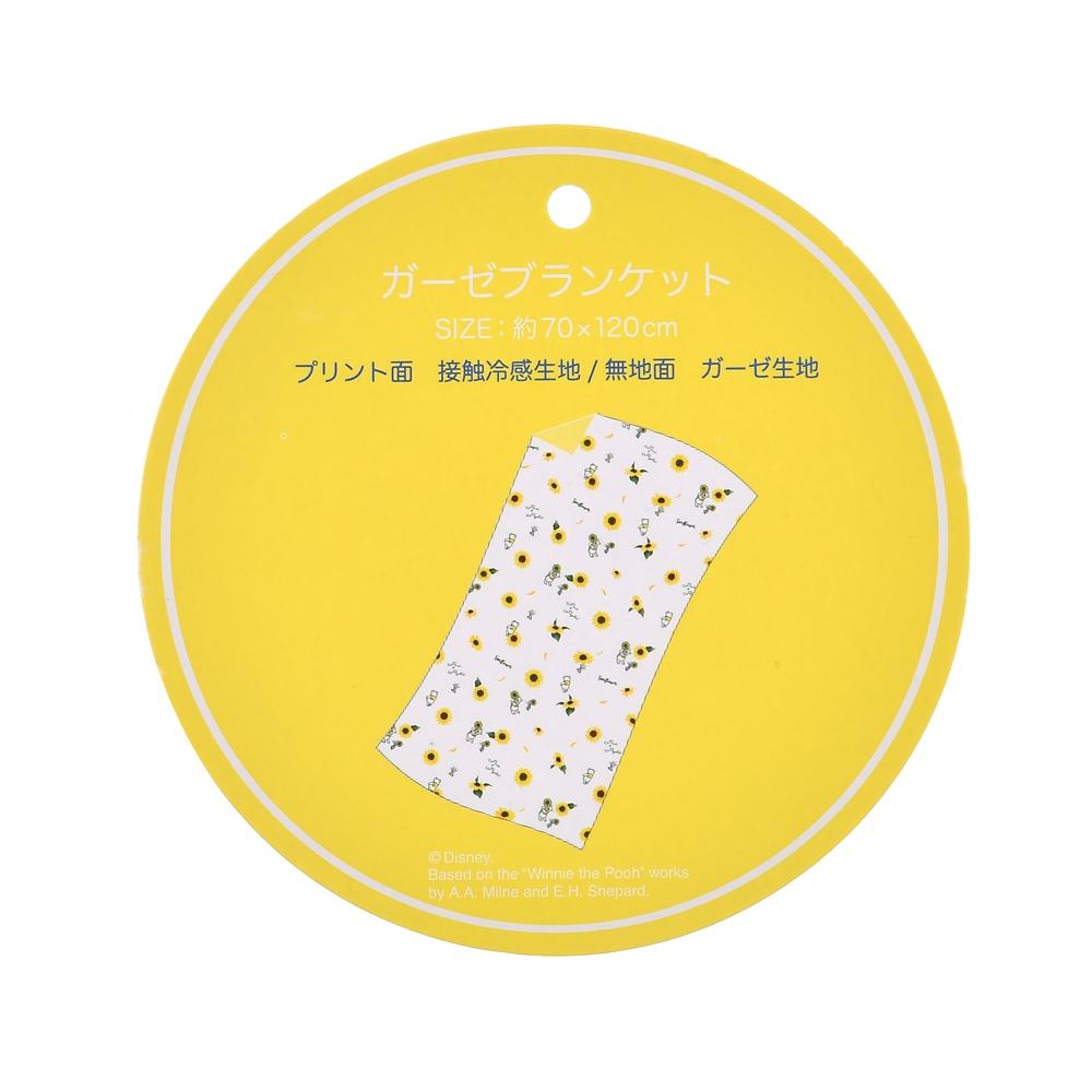プーさん&ピグレット ブランケット 巾着付き Cool Otona Summer 2021