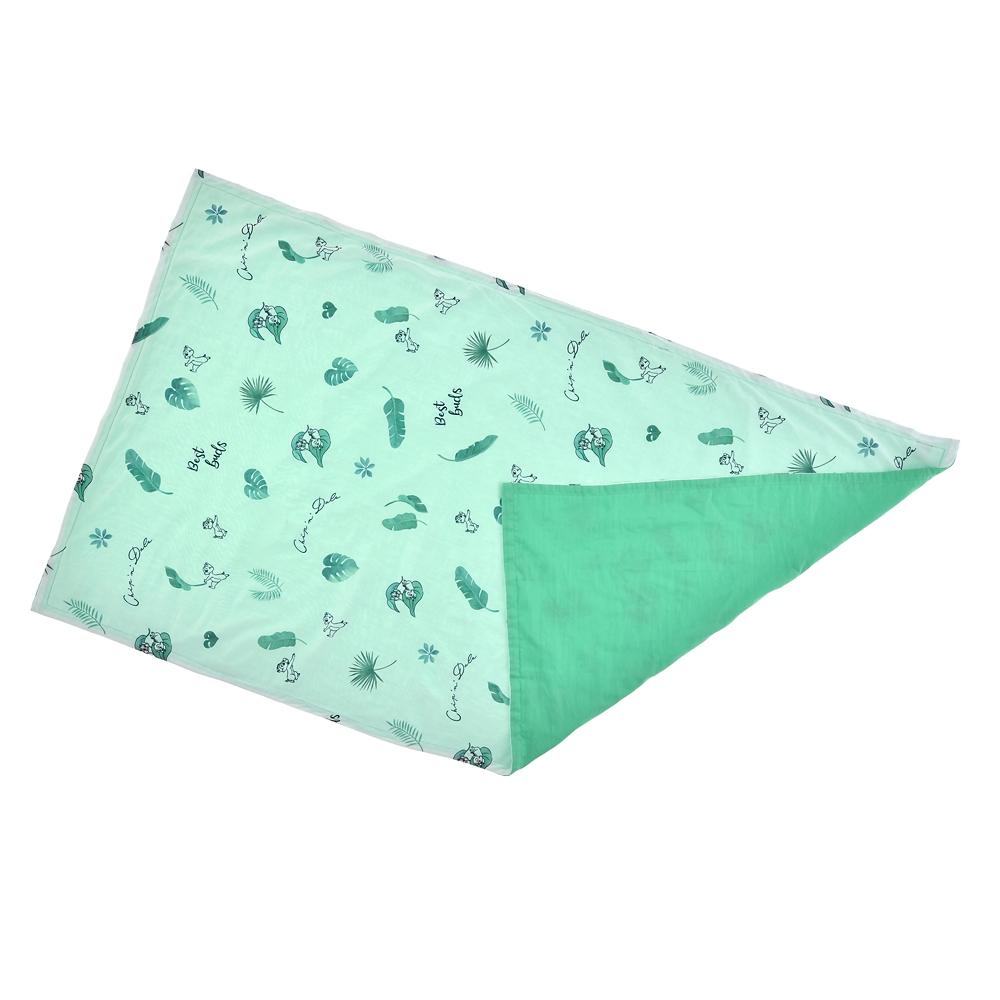 チップ&デール ブランケット 巾着付き Cool Otona Summer 2021