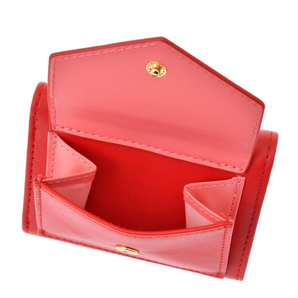 【送料無料】ミニー 財布・ウォレット ぷっくりアイコン