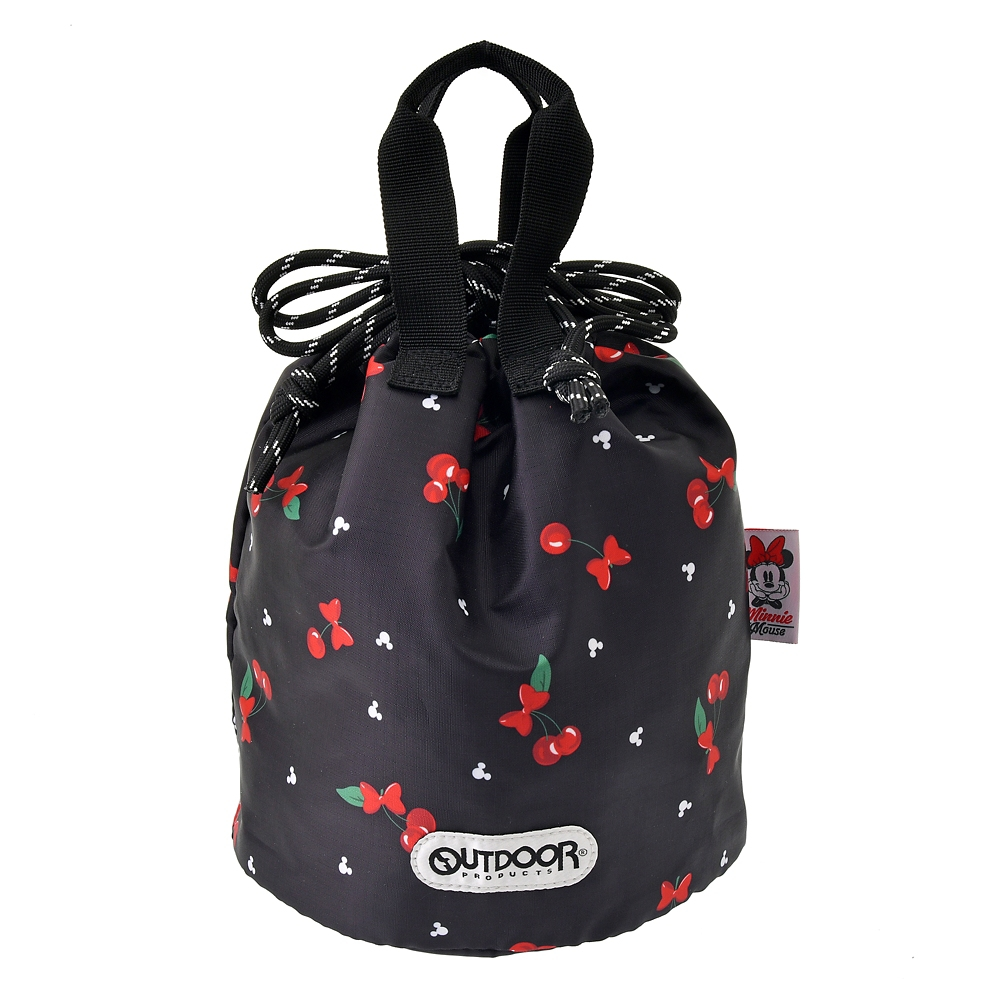 【OUTDOOR PRODUCTS】ミニー トートバッグ 巾着 CHERRY