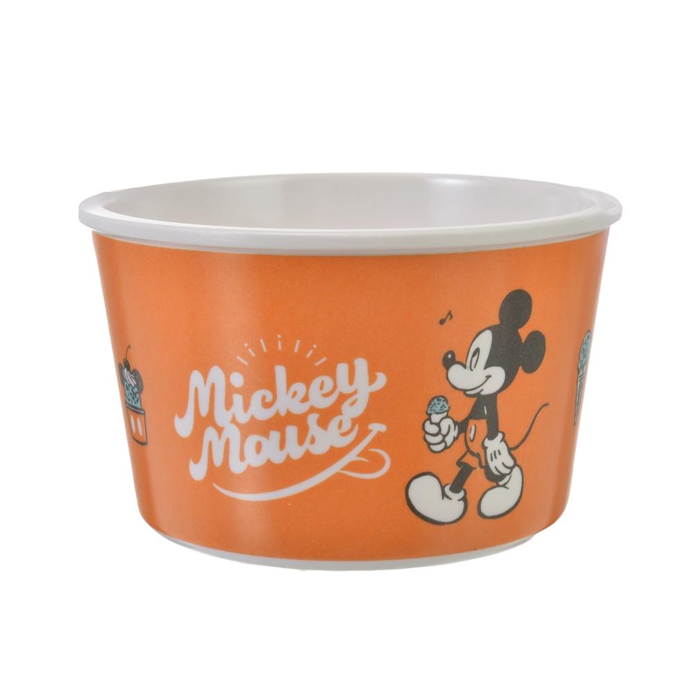 ミッキー&プルート ボウル Ice Cream Parlor