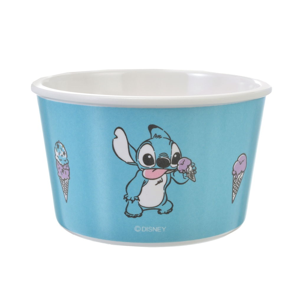 スティッチ ボウル Ice Cream Parlor