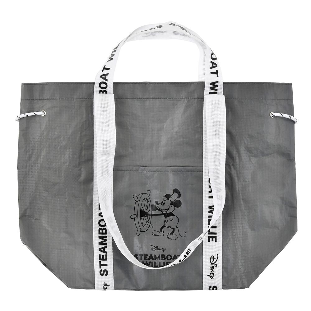 ミッキー トートバッグ 蒸気船ウィリー TOTE BAG Collection