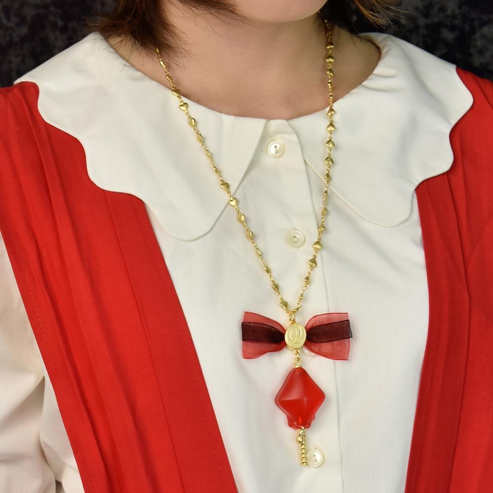 【キューポット】ケイト・ダイヤモンド/ネックレス グミキャンディー