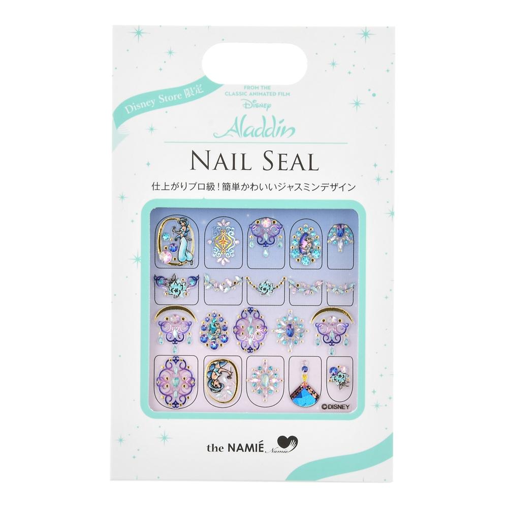 【the NAMIE nail art collection】ジャスミン ネイルシール オリエンタルフラワー