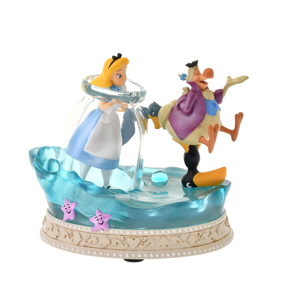アリス&ドードー鳥 フィギュア Alice in Wonderland 70