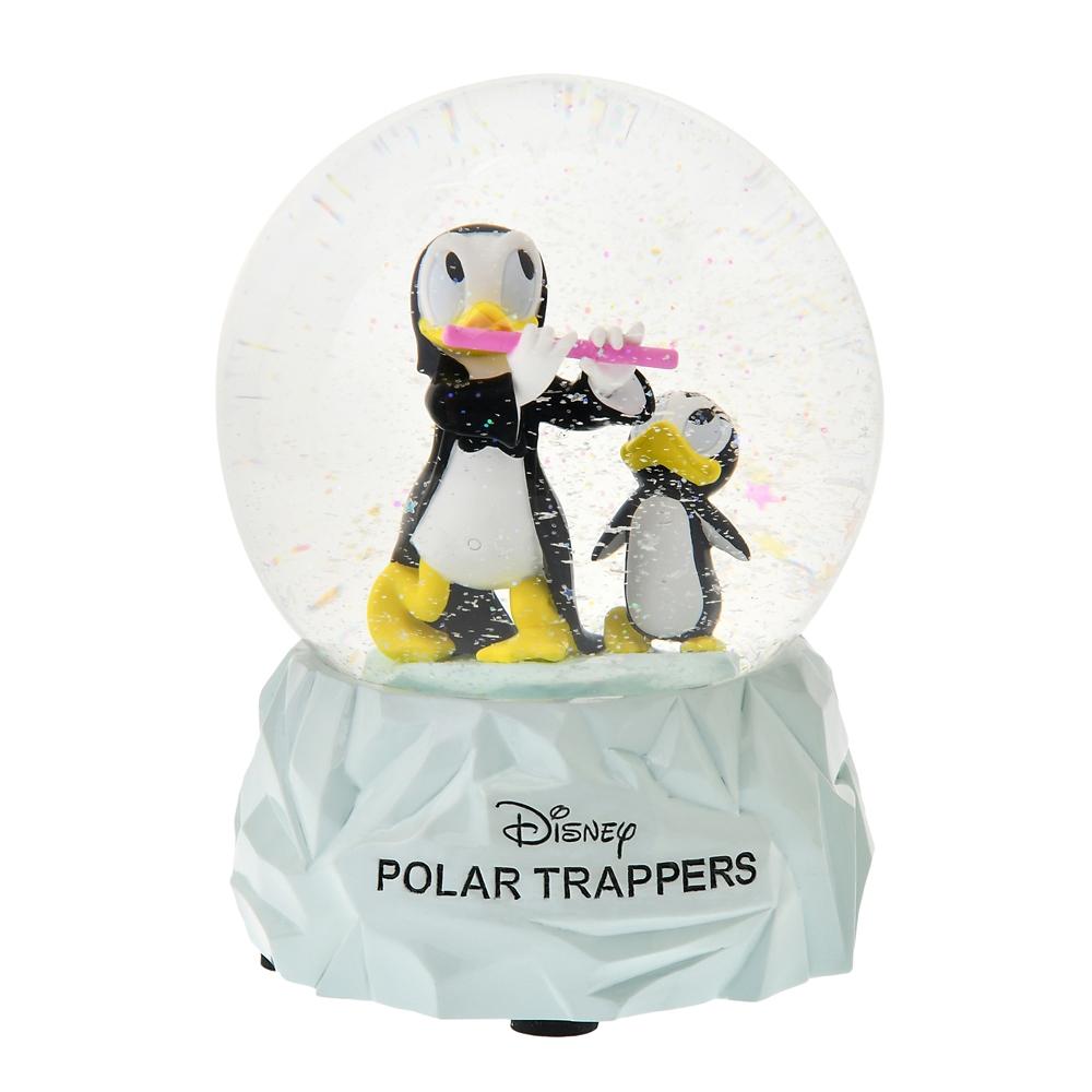 ドナルド スノードーム Polar Trappers