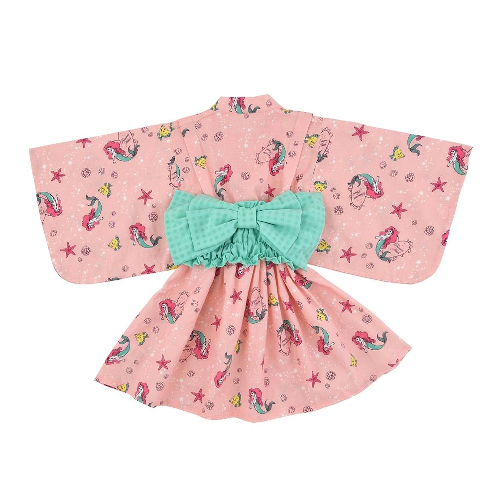 アリエル&フランダー 浴衣(110) ピンク スターフィッシュ
