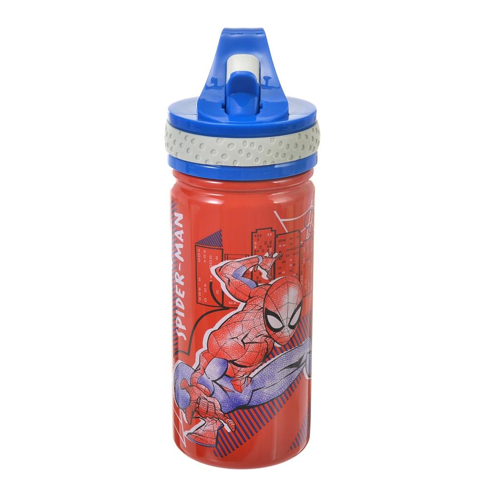 マーベル スパイダーマン 水筒・ウォーターボトル 手書き風