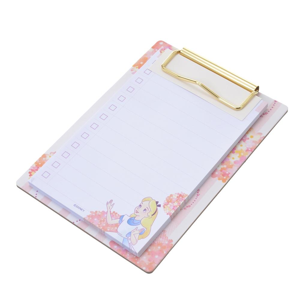 アリス クリップボード・メモ帳 TO DO フラワーボール Mini Series