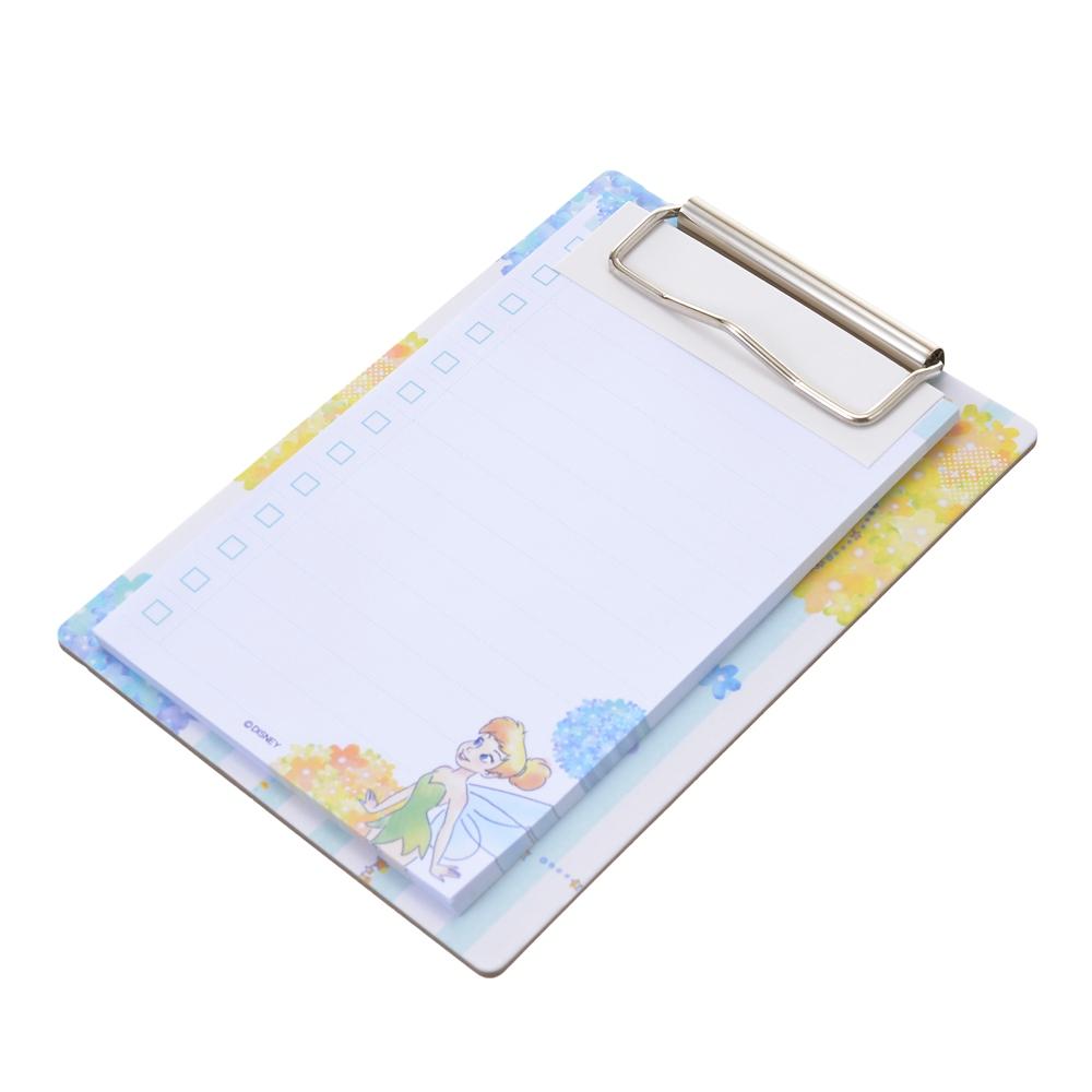 ティンカー・ベル クリップボード・メモ帳 TO DO フラワーボール Mini Series